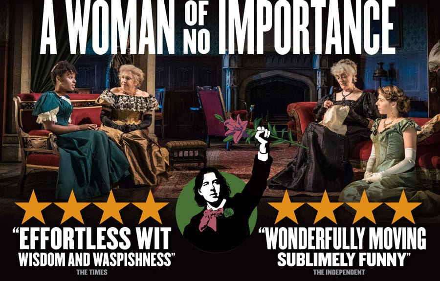 A Woman Of No Importance UK Tour