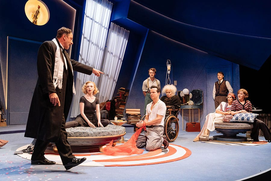 Present Laughter review Old Vic Theatre