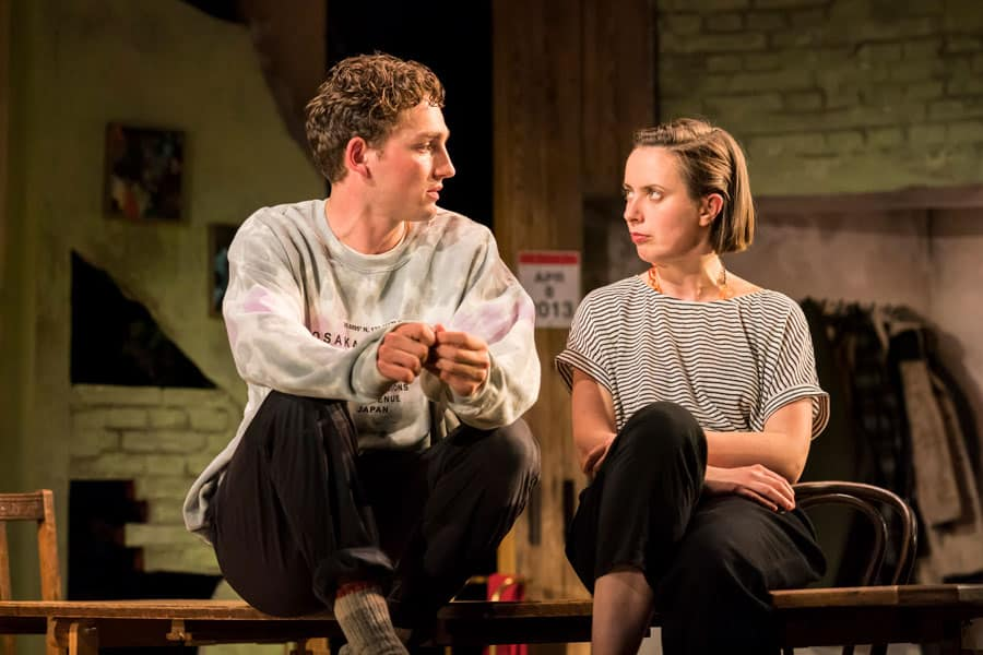 The End Of History Jack Thorne