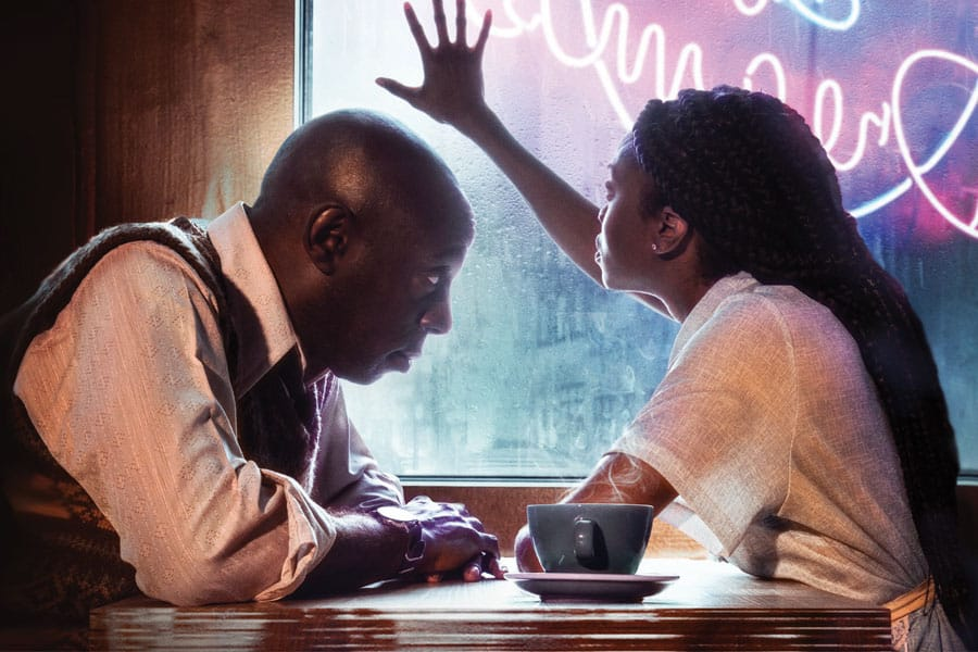 August Wilson's Two Trains Running English Touring Theatre