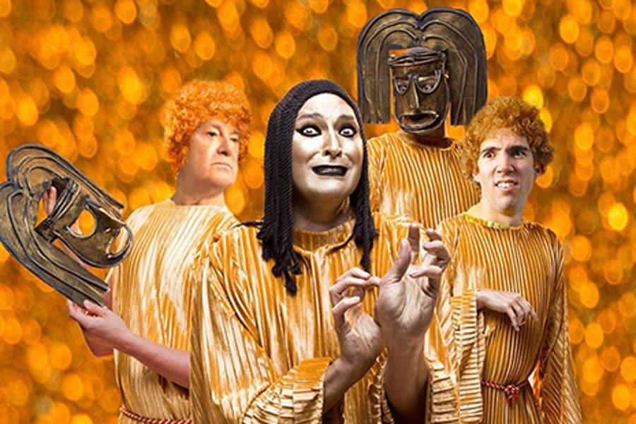 Bitch Antigone Edinburgh Fringe
