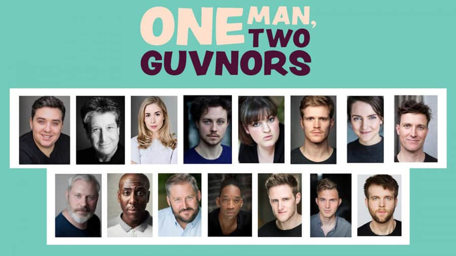 One Man Two Guvnors Derby Hornchurch