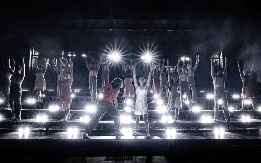 Evita tickets Regent's Park Open Air Theatre