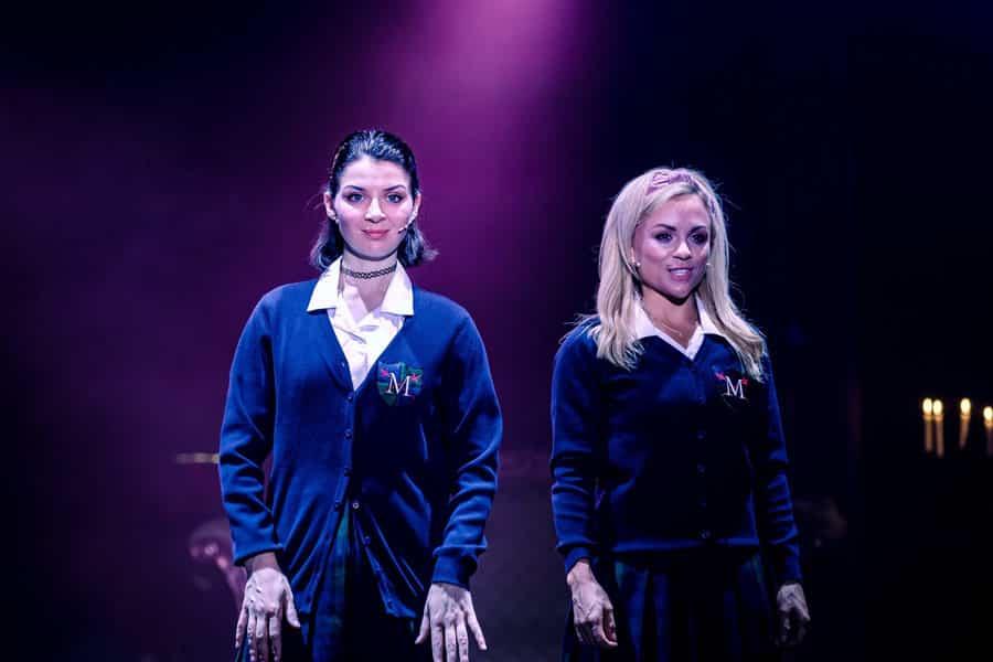 Cruel Intentions musical Edinburgh Fringe