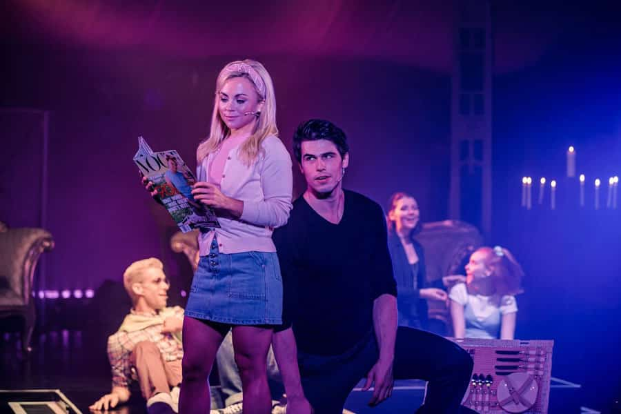 Cuel Intentions musical Edinburgh Fringe