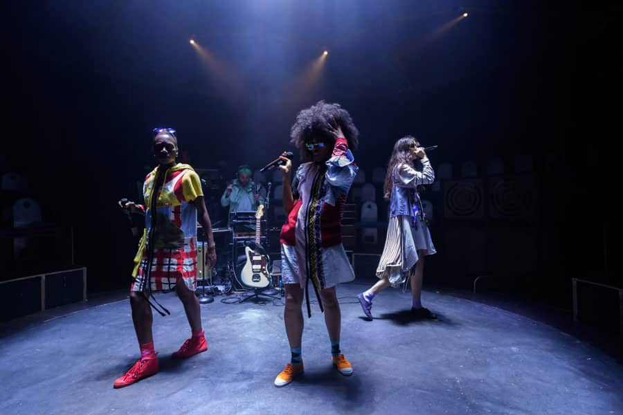 Parakeet review Summerhall Edinburgh Fringe