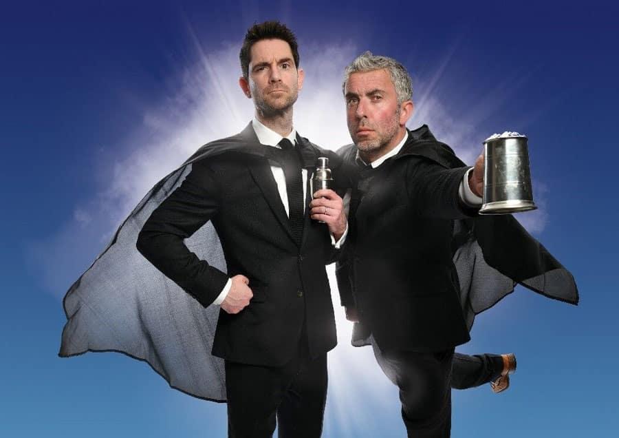 The Thinking Drinkers Heroes Of Hooch Edinburgh Fringe