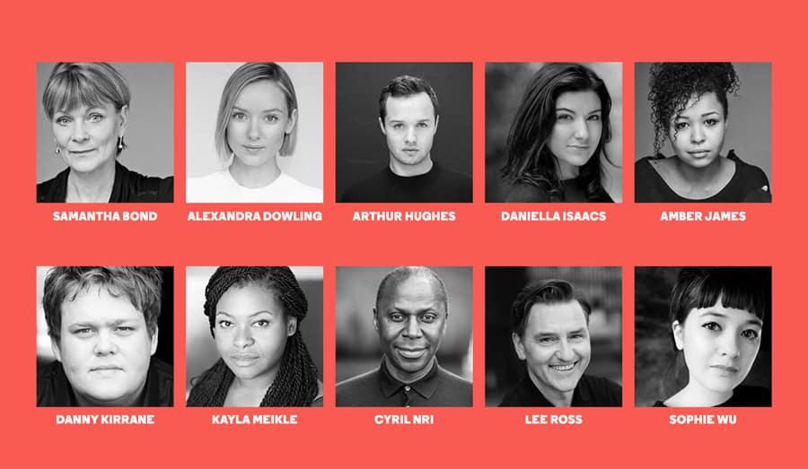 Almeida Theatre Vassa cast announced