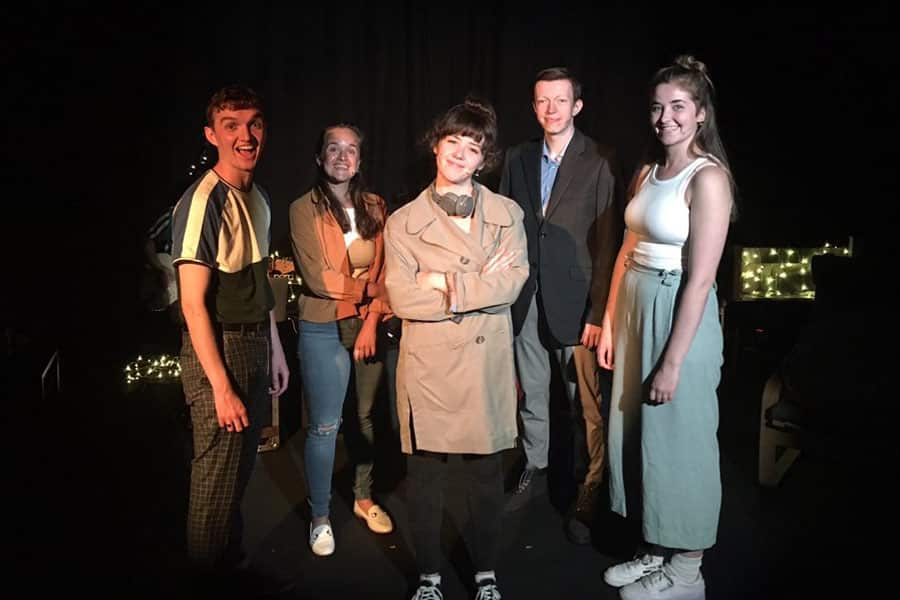 You and I review Edinburgh Fringe 2019