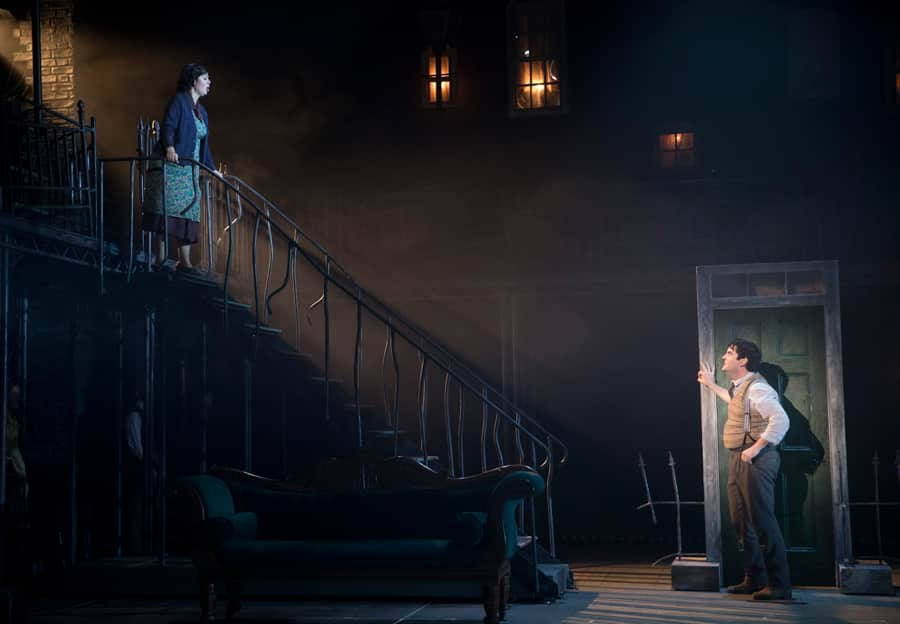 Angela's Ashes review Fairfield Halls