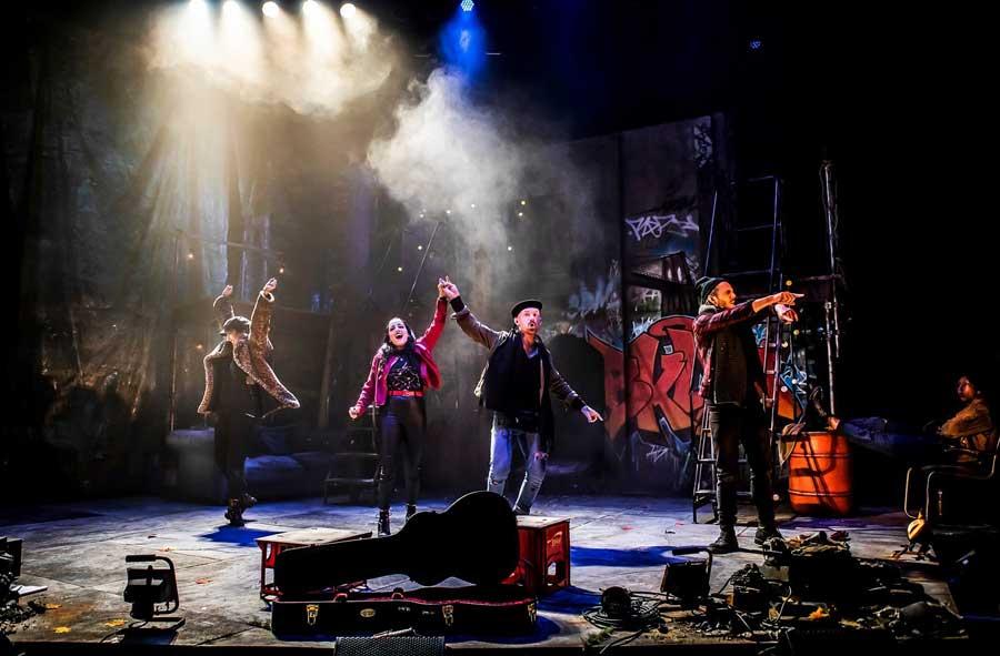 Brooklyn musical UK premiere