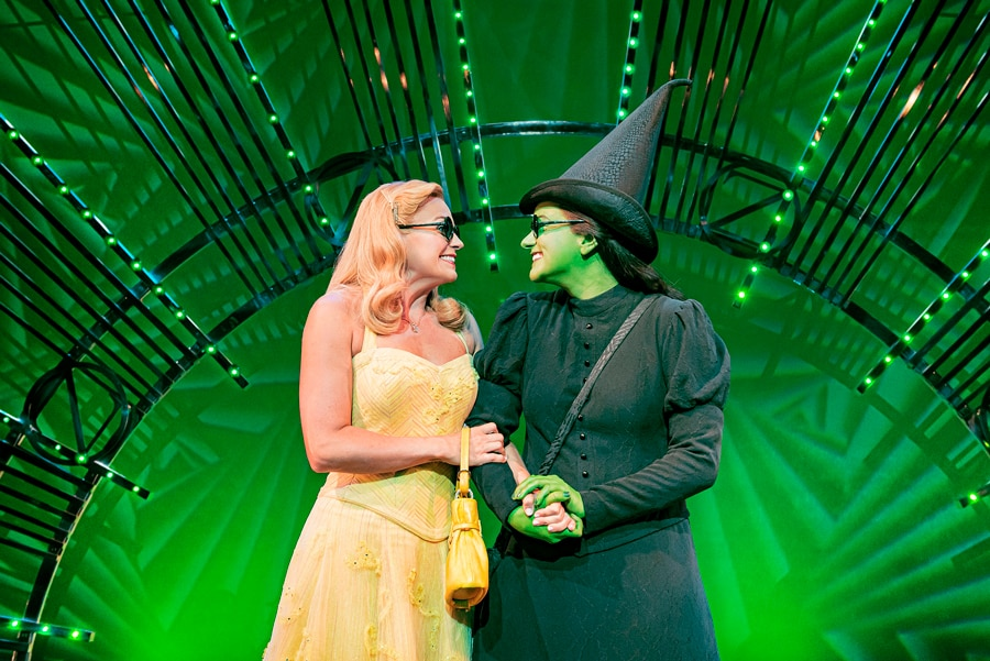 Wicked Tickets Apollo Victoria Theatre
