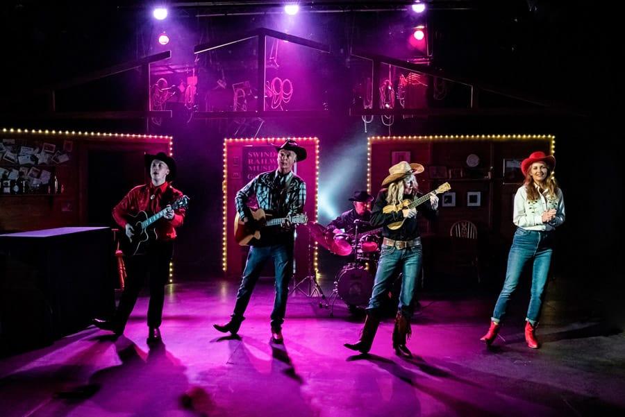 Midlife Cowboy musical
