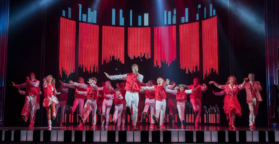 Big the musical review