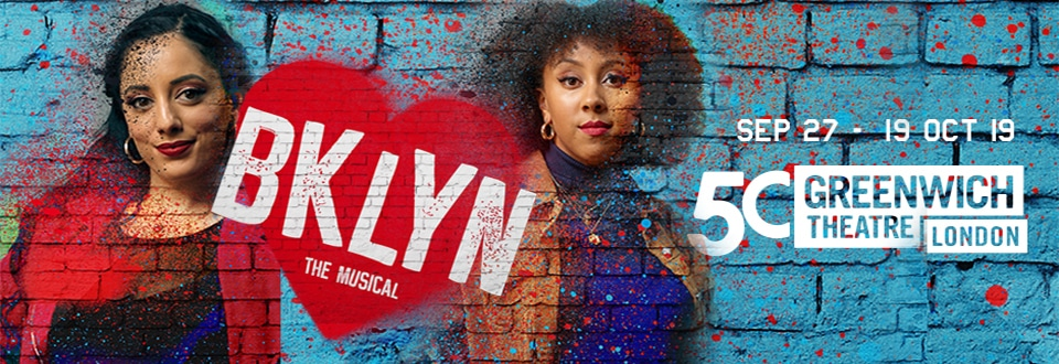 Brooklyn musical tickets Greenwich Theatre