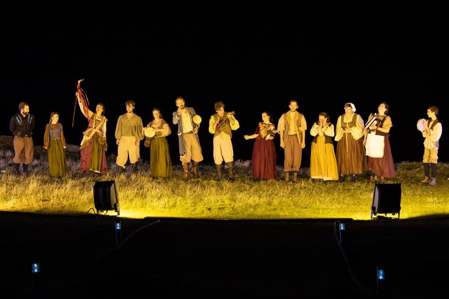 Lorna Doone Pleasure Dome Theatre Company