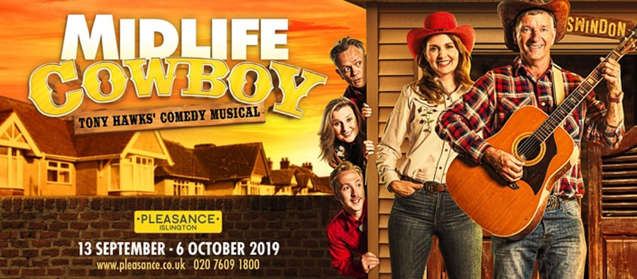 Midlife Cowboy Pleasance Theatre