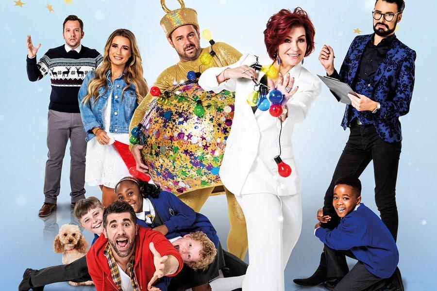 Nativity musical London cast