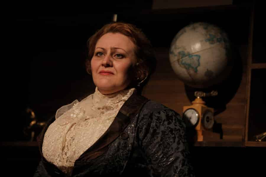 Queen Of the Mist review Charing Cross Theatre