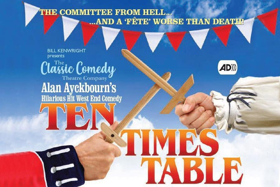 Ten Times Table Tour