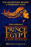 Prince Of Egypt musical Dominion Theatre