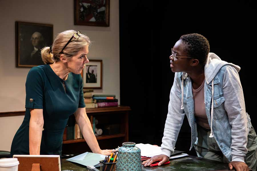 The Niceties review Finborough Theatre