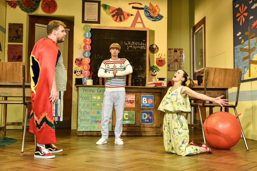 Mischief Theatre Groan Ups