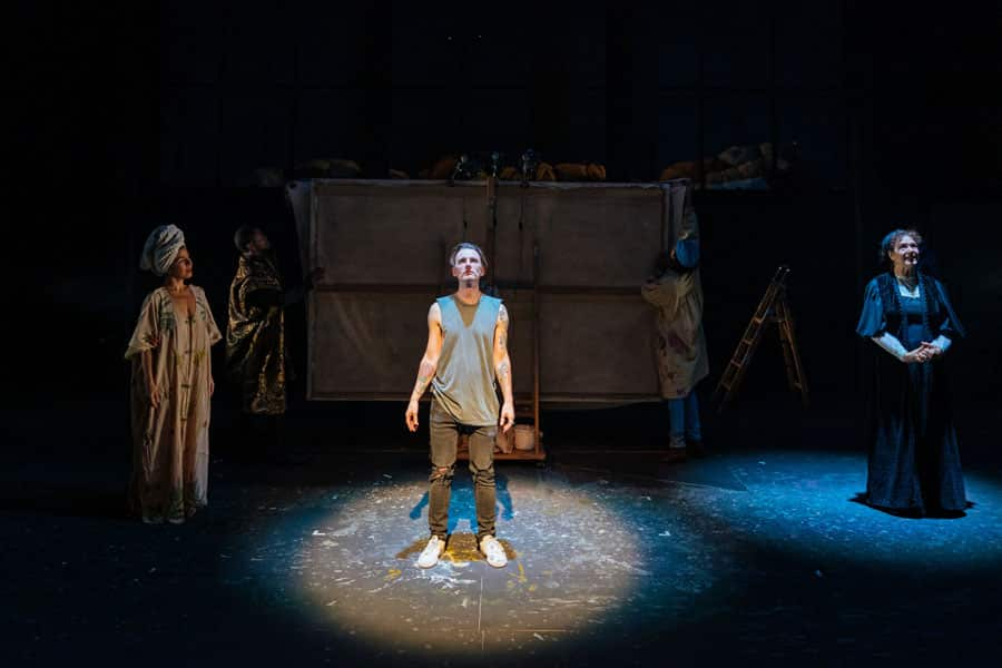Botticelli In The Fire review Hamsptead Theatre London