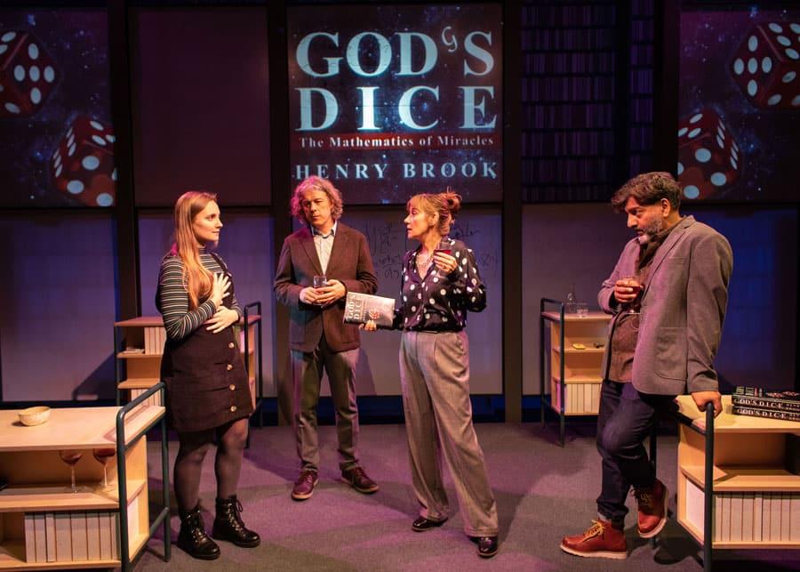 God's Dice Soho Theatre