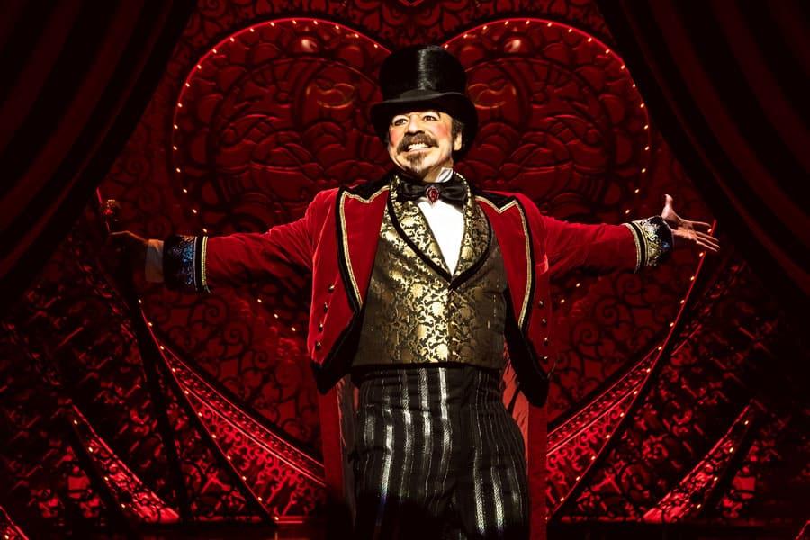 Moulin Rouge London 2021