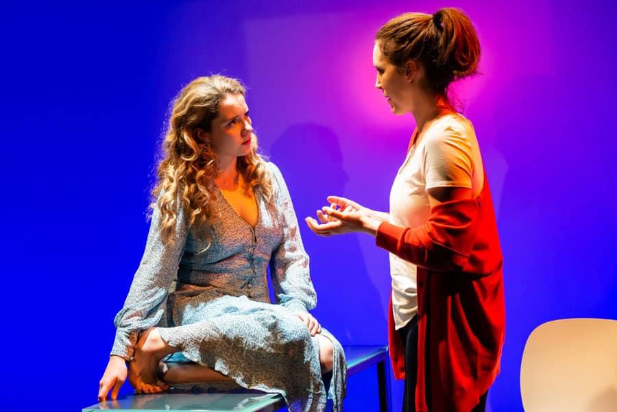 Meet Me At Dawn review Arcola Theatre