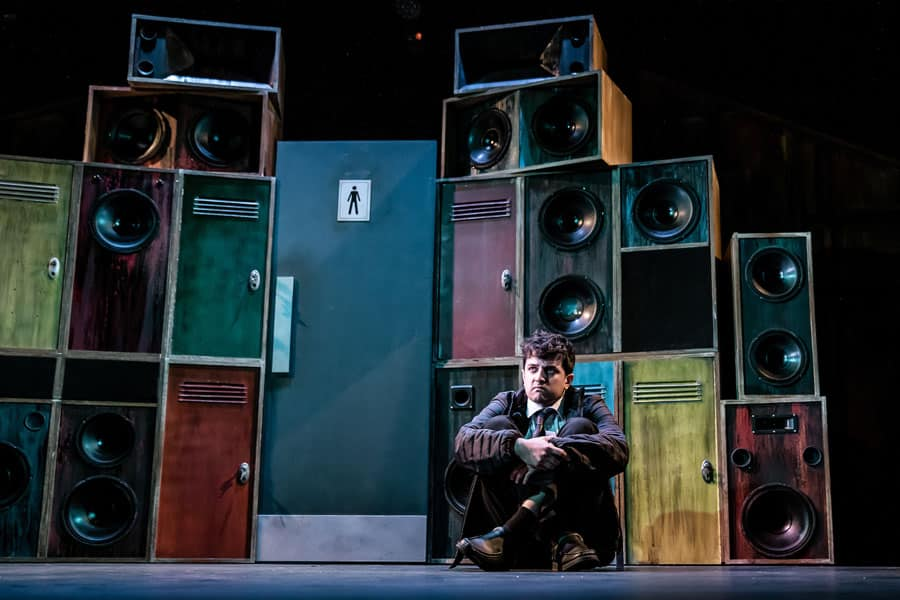 Mushy Lyrically Speaking review Leeds Playhouse