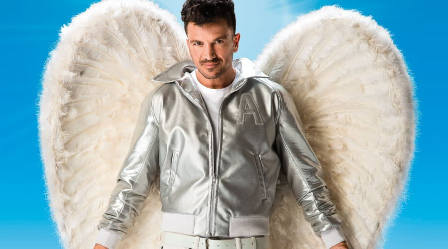 Peter Andre Grease UK Tour 2021