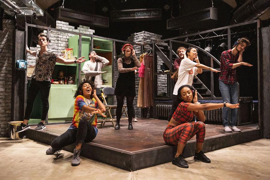 Turbine Theatre Battersea