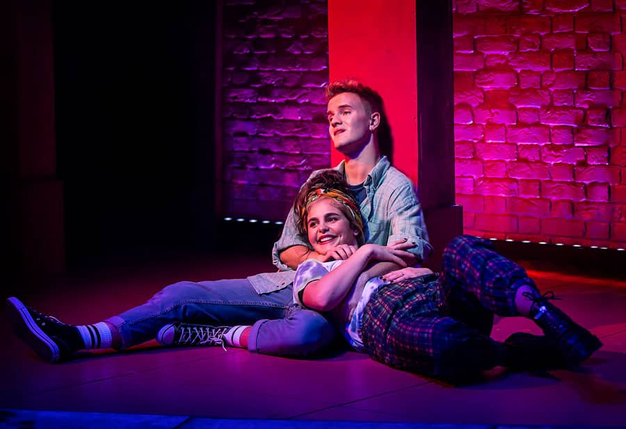Soho Cinders review Charing Cross Theatre