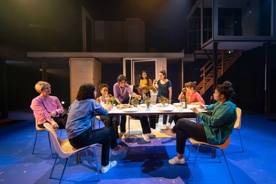 [Blank] review Donmar Warehouse