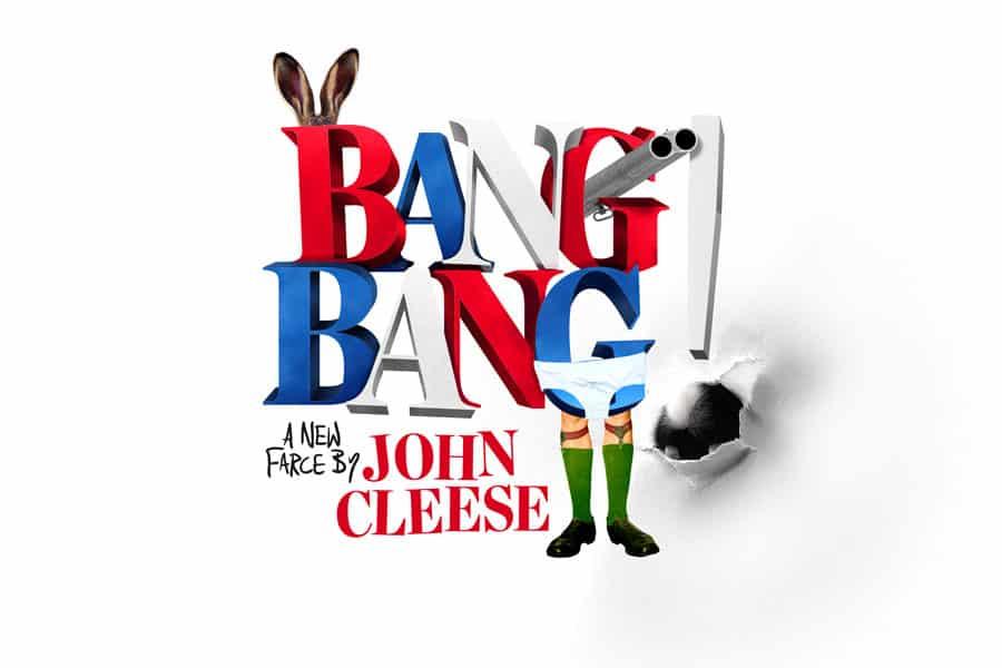 John Cleese Bang Bang UK Tour