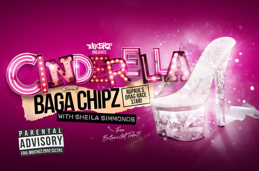 Cinderella tickets Trafalgar Studios London