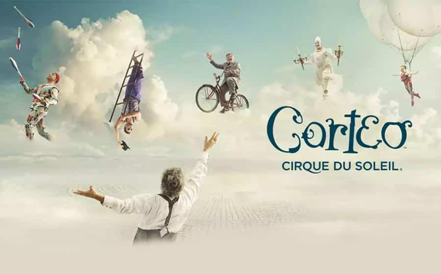 Coreto Cirque du Soleil Tour