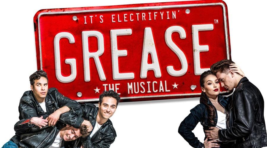 Grease UK Tour 2020