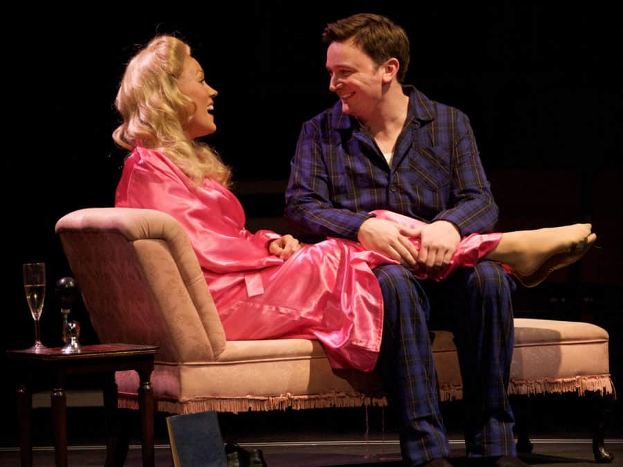 I Do! I Do! review Upstairs at the Gatehouse