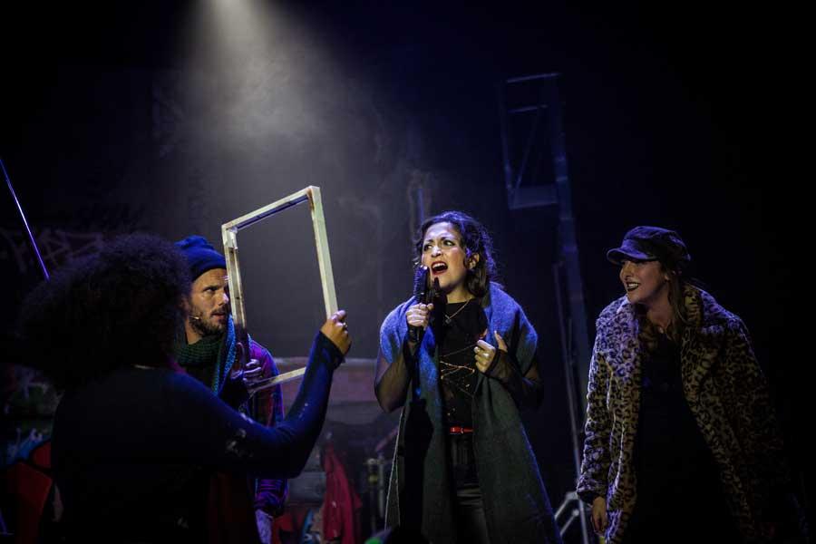 Bklyn review Greenwich Theatre