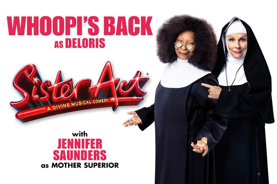 Sister Act London Whoopi Goldberg