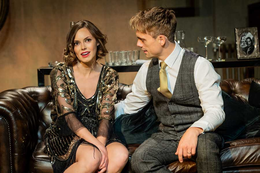 The Jazz Age review Playground Theatre