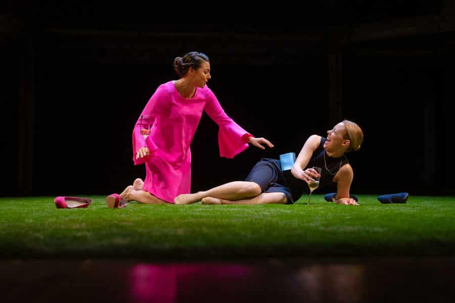 RSC As You Like It review Barbican Centre