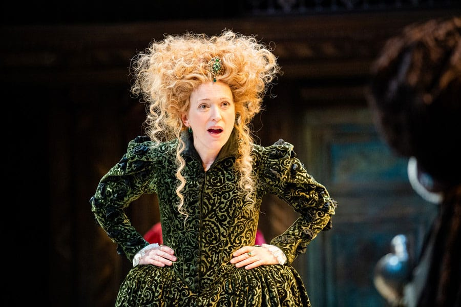 RSC The Taming Of The Shrew review Barbican Theatre