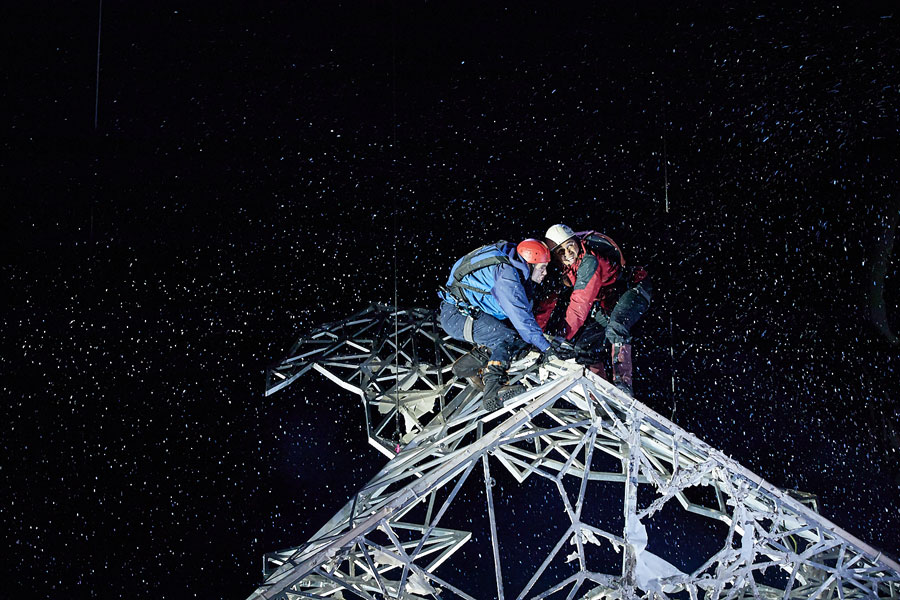 Touching The Void review Duke Of York's Theatre