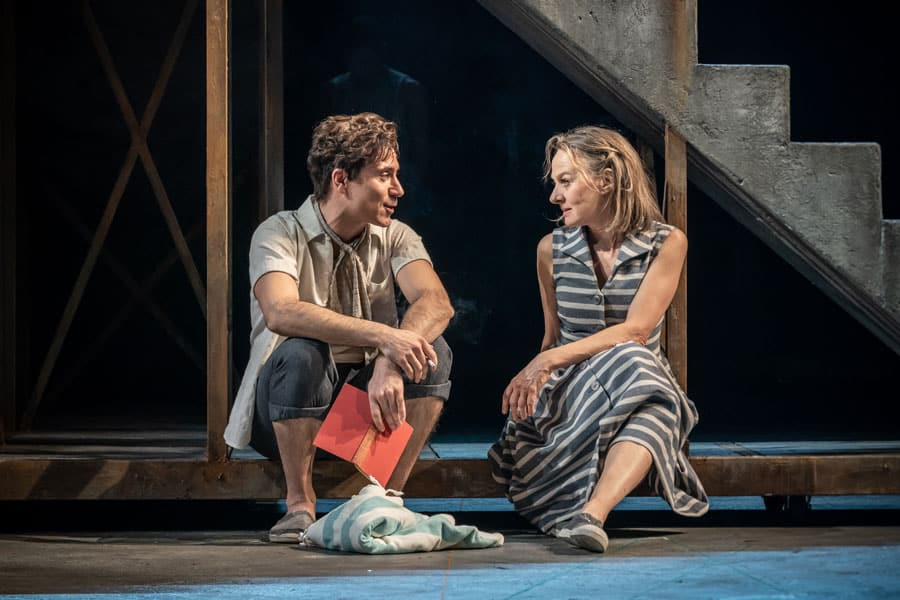 My Brilliant Friend review National Theatre