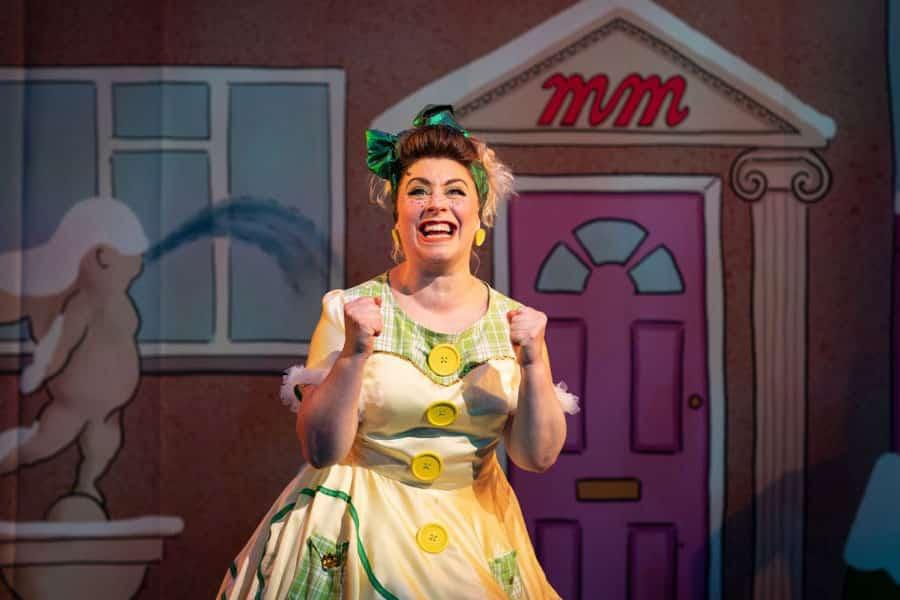 Jodie Jacobs Cinderella Lyric Hammersmith