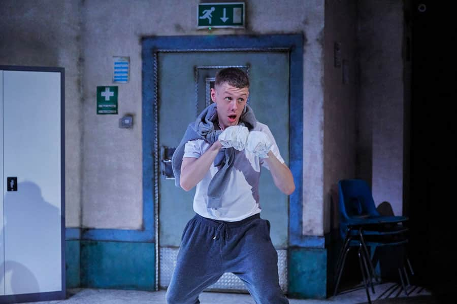 Shook review Southwark Playhouse